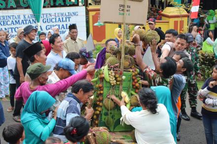Sedekah dan Ruwatan Desa Gucialit Tahun 2019