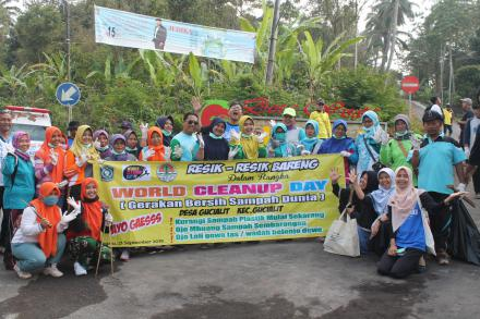 GUCIALIT WORLD CLEAN UP DAY