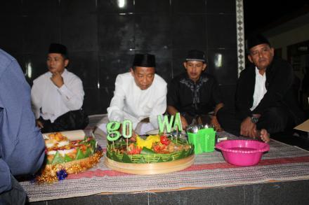 Acara Isigosah dan Sholawat Bersama